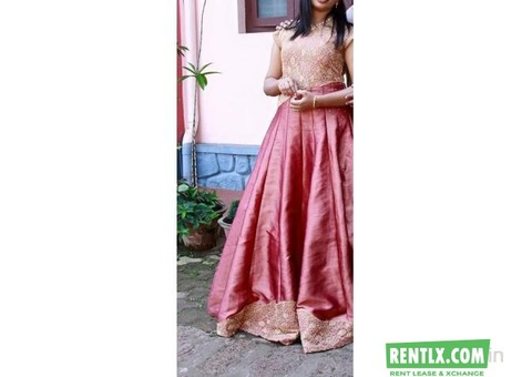 Wedding Dresses on Rent in Kochi