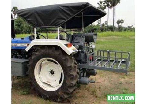 Tractor for rent in vaikom, Kottayam