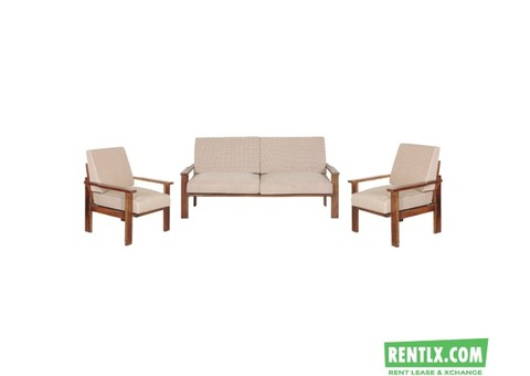 Athena Sofa Set For Rent in Gurgaon