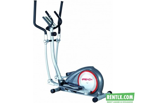 Cross Trainer On Hire in Delhi