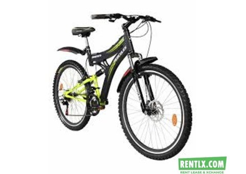 Bicycle on Rent in Nashik