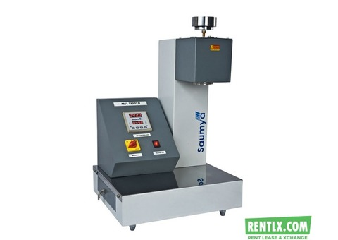 Melt Flow Index Tester in Delhi