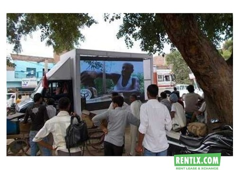 Led Video Van & Truck Led Screen on Rent in Delhi