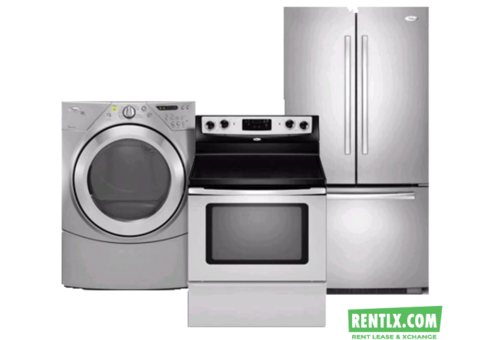 Home Appliance on Rent in Ahmedabad