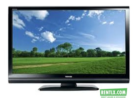 Philips LCD TV on rent in Pune