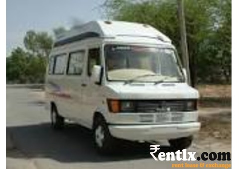 Tempo Traveller on rent in amritsar