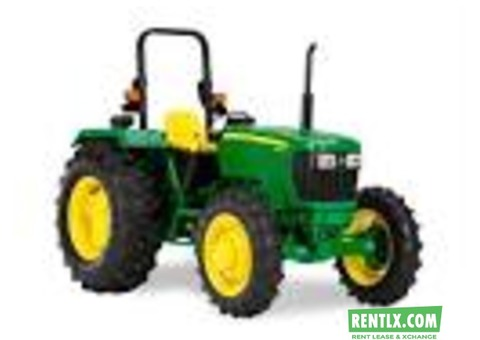 Tractor on Rent in Bhopal