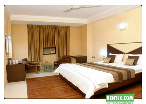Accommodation and house on rent for wedding stay in Delhi