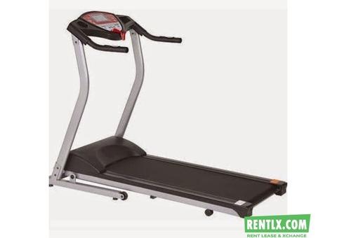 Treadmill on Hire in Faridabad