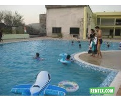 2 Bhk bunaglow with pool and rain dance in Karjat