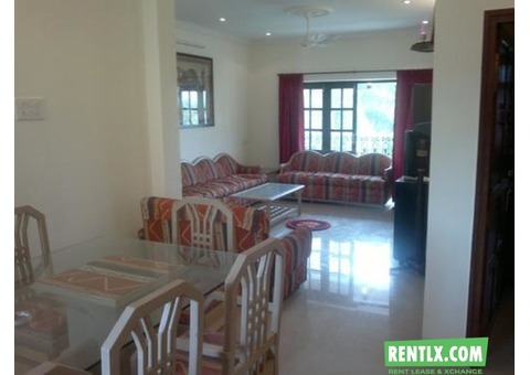 3 Bhk Apartment for Rent in Goa