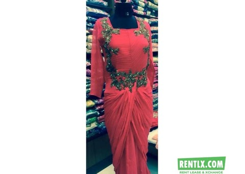 Dress on rent in Delhi