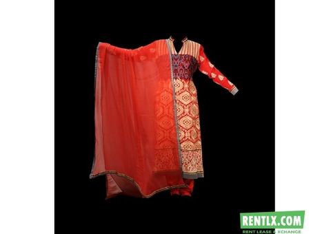 Anarkali Suit On Rent in  Laxmi Nagar, Delhi