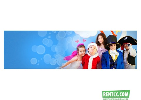 Costume for Rent in Bangalore