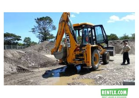 JCB 3dx only for rent In Debipur, Ilambazar