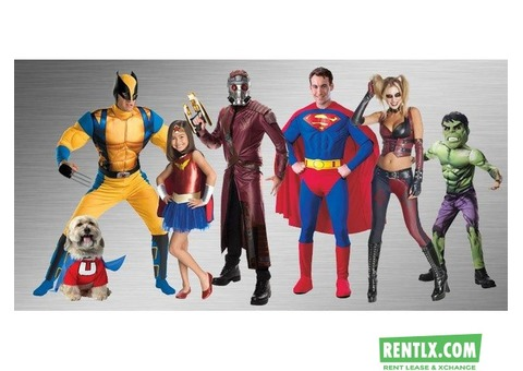 Costumes on Hire in Bangalore