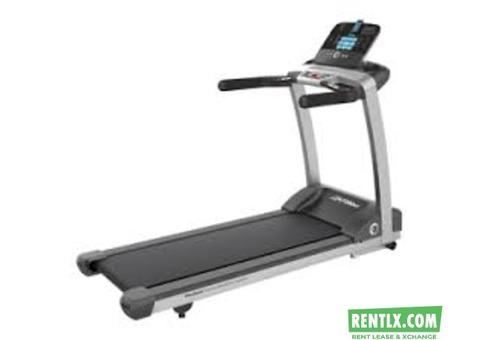 Treadmill on Rent in Noida