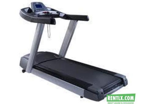 Treadmill on Hire in Gurgaon