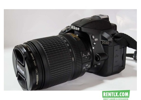 Nikon D5300 For Rent in Raipur