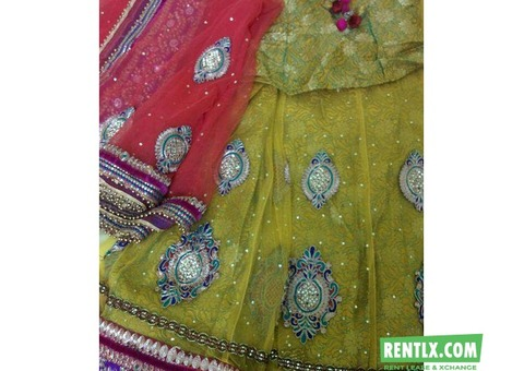 Lehenga On Rent in Mumbai