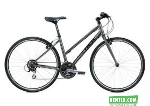 Bicycle on Hire in Hyderabad
