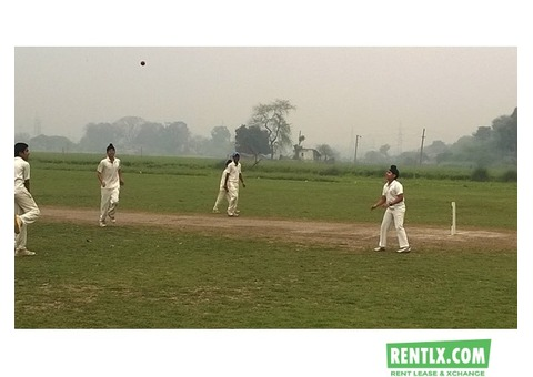Gyanti Cricket Academy On Rent in Delhi