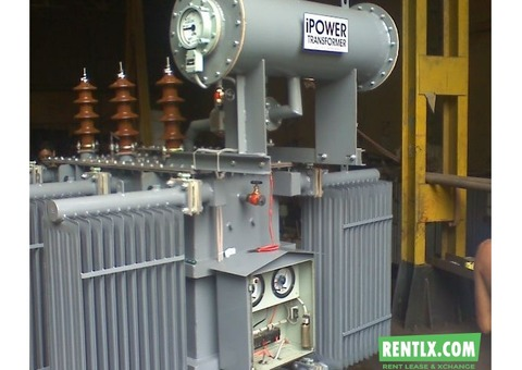 TRANSFORMER ON RENT IN ASANSOL