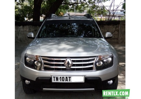 2015 renault duster 110 PS RXZ diesel only 7000km run