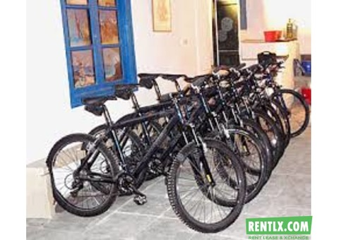 Bicycle on Hire in Noida
