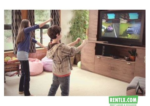 Xbox and Play Station On Rent in Delhi