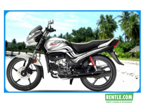 Motorcycle on Rent in Jaipur