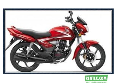 Bikes on rent n Jaipur