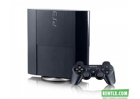 Games and console on Rent in Delhi