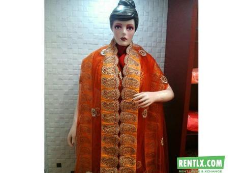Lehenga Choli On  Rent in Sangrur