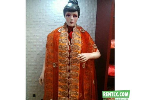 Bridal lehnga, sarees,are on rent In Ranjit Avenue, Amritsar