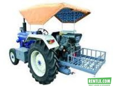Tractor with Compressor for rent in Alappuzha