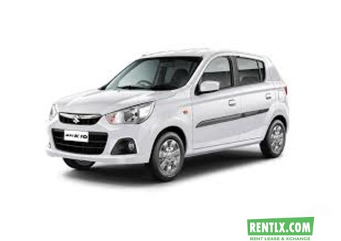 Alto K10 On Rent in Hoshiarpur