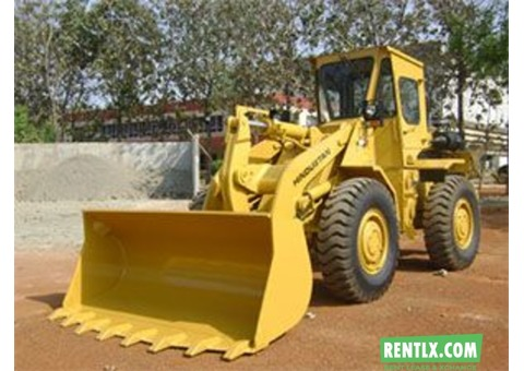 JCB for rent and hire in Palampur