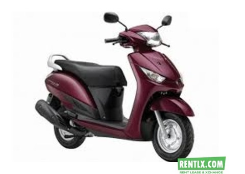 Scooty For Rent And Hire in Lalpul, Dehradun
