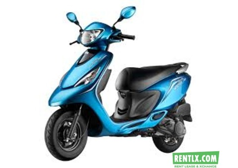 Scooty For Rent And Hire in Dehradun