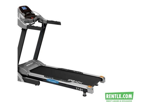Treadmill  For Rent In Sector 47, Gurgaon