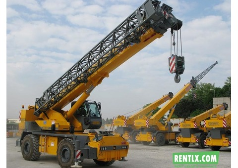 Crane for rent and lease In Aurangabad