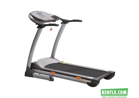 Cross trainer on rent Treadmill on rent
