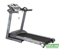 Treadmill on rent for domestic use