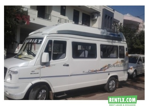 Tempo Traveller On rent In Vaishali Nagar, Jaipur