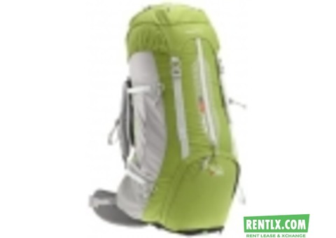 Trekking bagpack On Rent in Koramangala, Bangalore