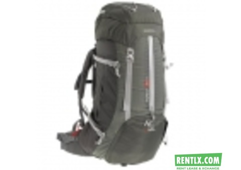 Quechua Symbium 70L Backpack On Rent in Bangalore