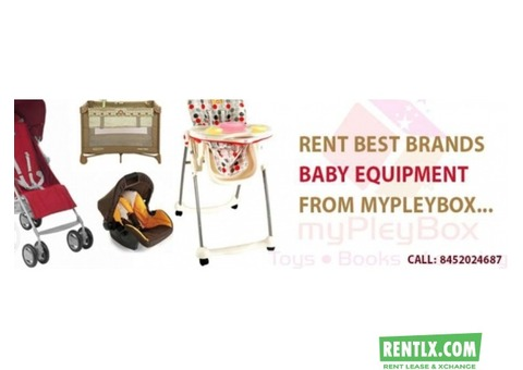 Baby Products on Rent Kandivali, Mumbai
