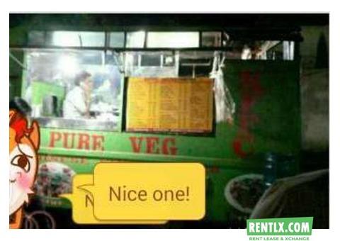 Food van for rent in Ranchi