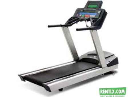 Treadmill For Rent and Lease In Noida